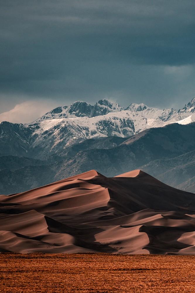 Pustynne Góry