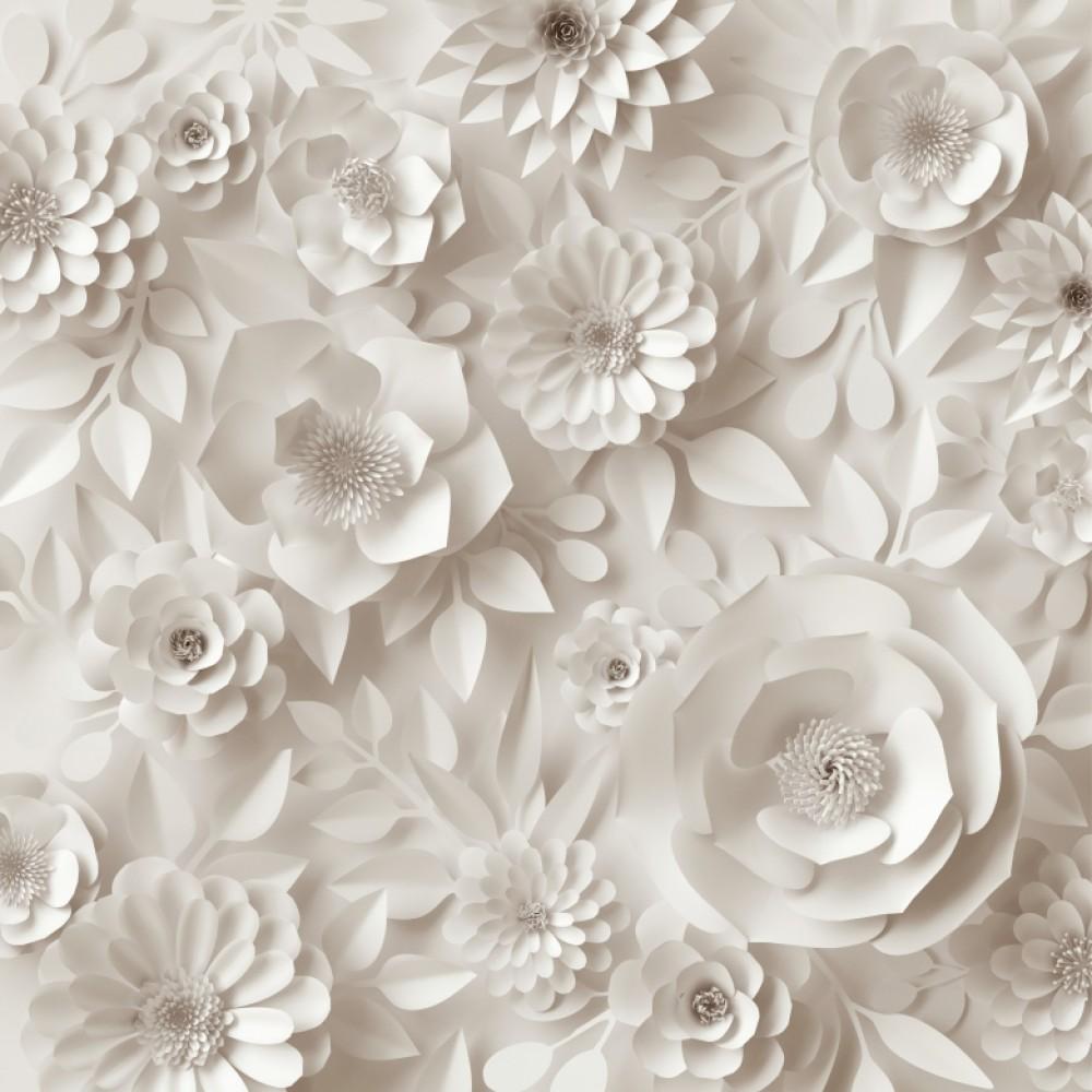 Fototapeta Kwiaty 3d