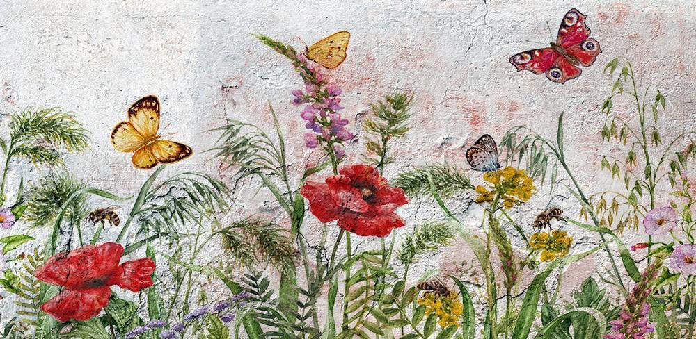 Fototapeta Papillons