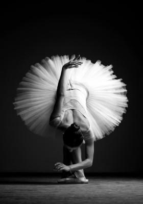 Plakat Baletnica