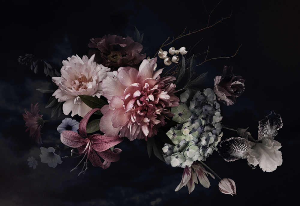 Vintage Kwiaty